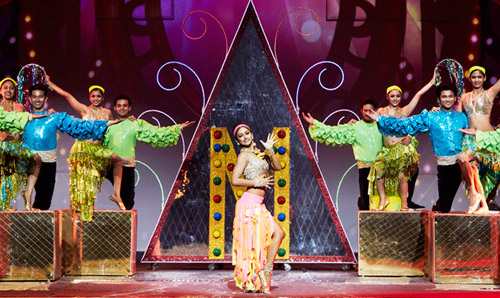 Mohini - Dancing A Bollywood Dream