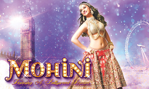 Mohini-Dancing A Bollywood Dream Executive Producers